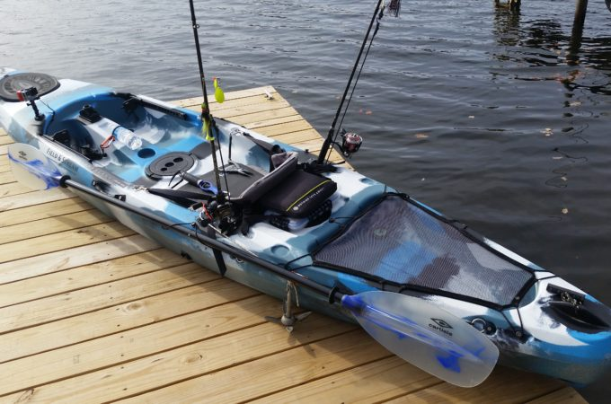 Field & Stream Eagle Talon Kayak Review